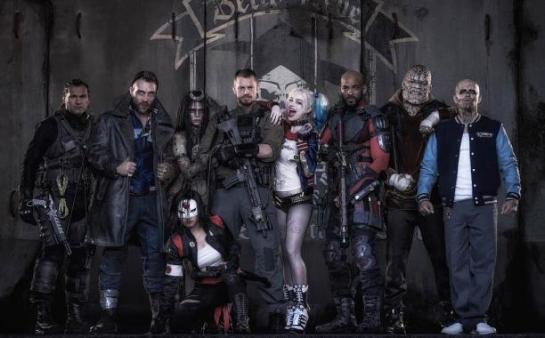 SUICIDE SQUAD Official Final Trailer released
