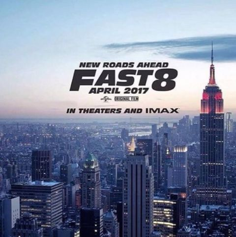 Win a trip to the Fast 8 set and help Paul Walkers charity