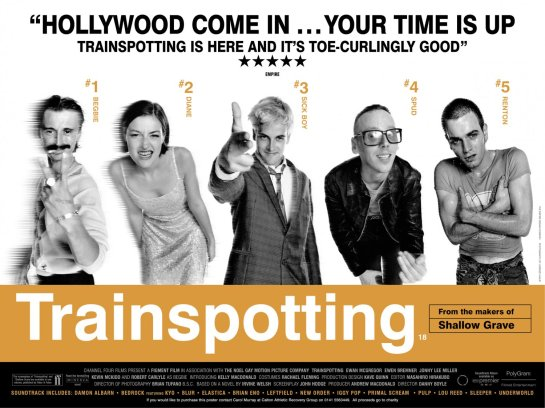 7 Things You (Probably) Didn't Know About Trainspotting Video