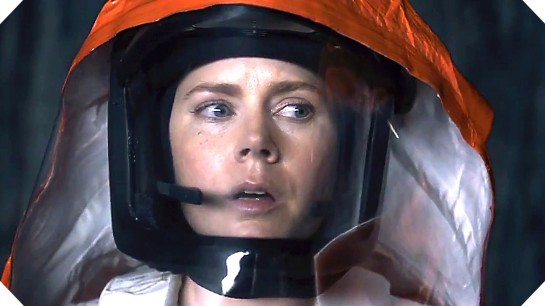 Amy Adams Arrival sci-fi movie trailer from director of Blade Runner 2