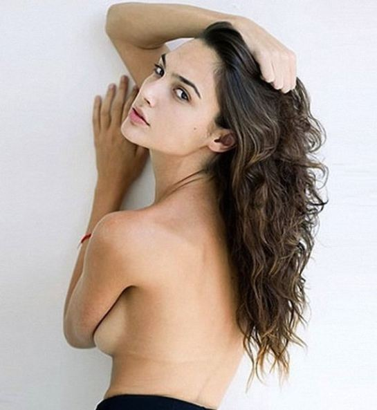 Gal Gadot real life soldier, model, and Wonder Woman, photos, trailers112