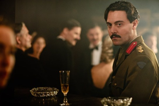 Jack Huston Biography Filmography Images.,