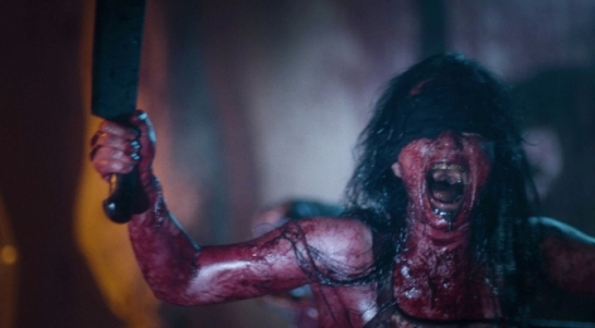 Lights Out new horror movie from David F. Sandberg trailer, images.