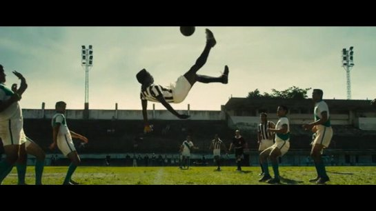 Pelé Birth of a Legend Quick review trailer