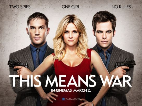 This Means War, a real date movie, review, trailer