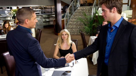 This Means War, a real date movie, review, trailer..