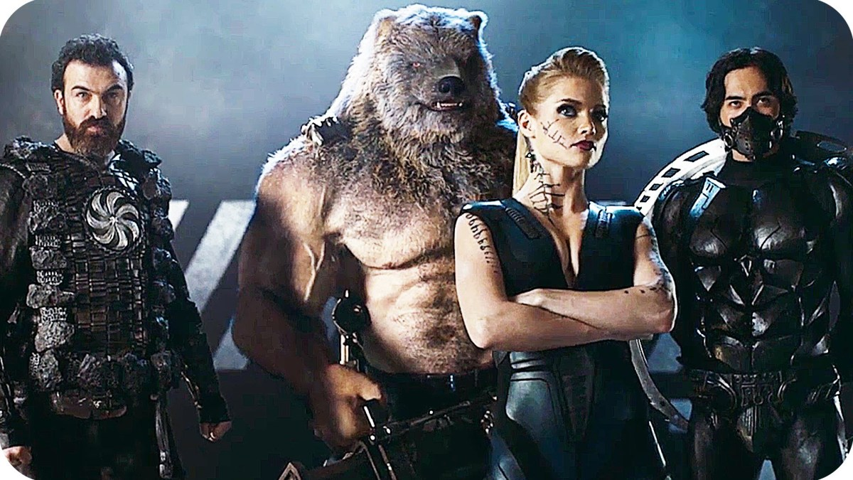 Another new English trailer for Russian superhero movie Guardians