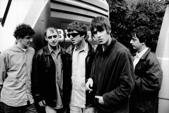 Oasis documantary Supersonic, first trailer
