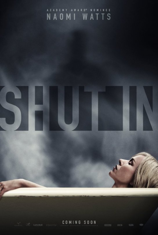 SHUT IN (Naomi Watts Supernatral Thriller - 2016) Trailer