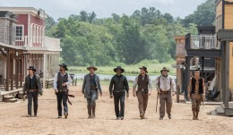 The Magnificent Seven loads of action not much character Review Trailer