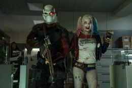 Lots more Joker and Harley Quinn in new Extended Cut Trailer SUICIDE SQUAD
