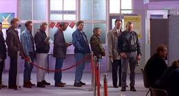 The Full Monty Hot Stuff Line Dance My Favourite MovieScenes